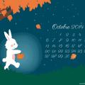 bunny fall