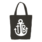 T&B - Black tote bag