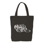 TTB full logo - Black tote bag