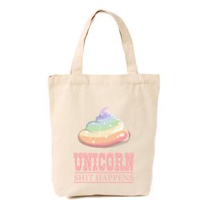 Unicorn shit happens - Tote Bag