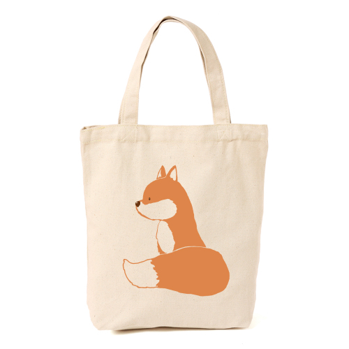Tote bag Cutie Foxy - www.dontmesswiththerabbit.fr